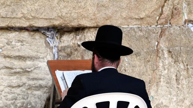 V Izraelu so ob napovedani sušni zimi molili za dež (foto: profimedia)