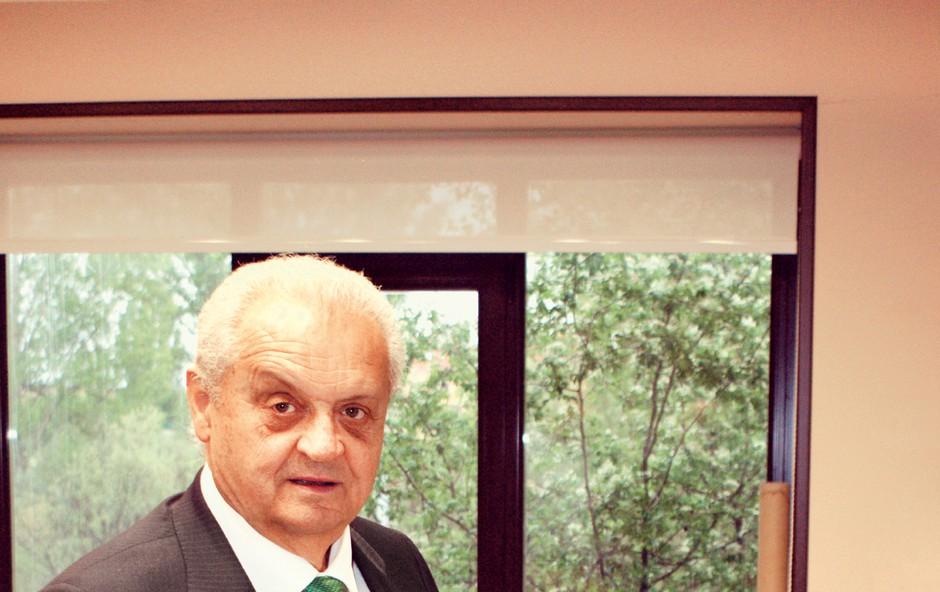 Antonio Esteban je izgubo službe izkoristil za nov začetek (foto: arhiv Sorie Natural)