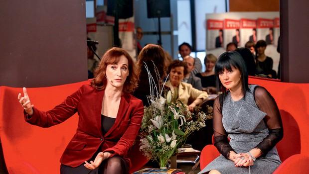 Tone Pavček je ženske rad očaral z rimami (foto: Barbara Reya)
