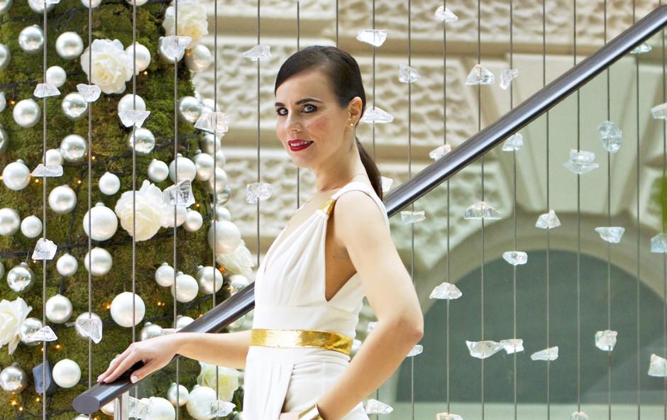 Lorella Flego: Njena Sofia ima velik smisel za estetiko (foto: Osebni arhiv)
