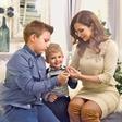 Nataliji Verboten je vzgoja sinov na prvem mestu