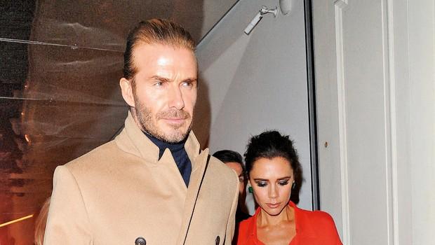 David in Victoria Beckham - najbolj moden par! (foto: Profimedia)