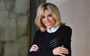 Poleg Rihanne na seznamu najbolje oblečenih žensk revije Vogue tudi prva dama Francije!