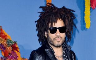 Lenny Kravitz v iskanju nove ljubezni