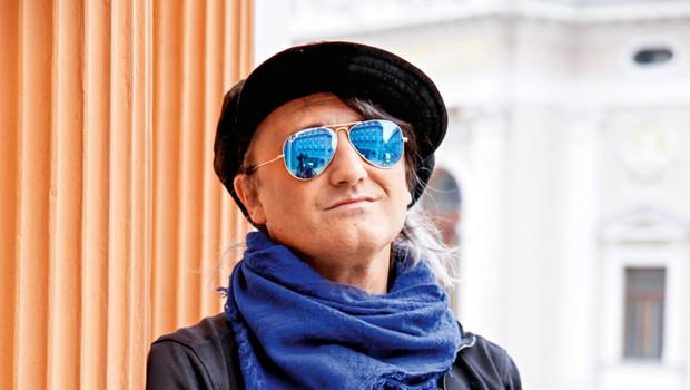 Saša Lošić o začetkih uspeha skupine Plavi orkestar (foto: Helena Kermelj)