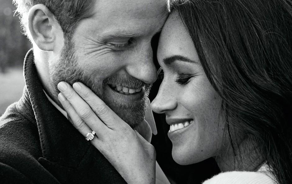 Princ Harry in Meghan Markle - fotograf zabeležil njuno zgodbo (foto: Profimedia)