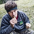 Davo Karničar in Brane T. Červek - priprava kosila v osrčju narave!
