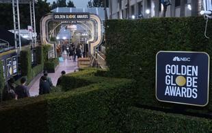 V Los Angelesu bodo podelili filmske in televizijske nagrade zlati globus