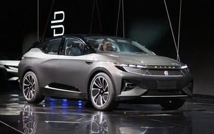 Kitajski startup razvil pametni avto, ki bo stal 45.000 dolarjev!