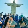 Tina Gaber odkrivala Rio de Janeiro