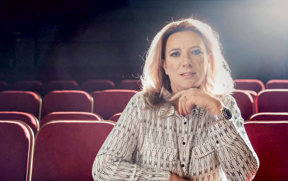 Urša Alič (Špas teater): Vodja gledališča mora biti multipraktik! (foto: Goran Antley)