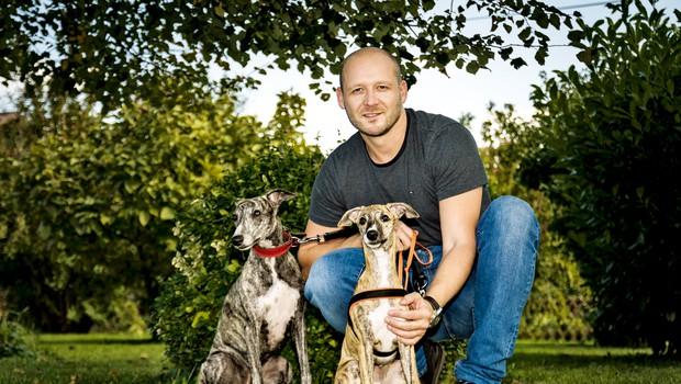 Veterinar Primož Šušerič: Skrb za živali naj bo v ospredju (foto: Aleš Kocbek)