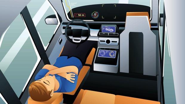 Kako bi Slovenci izkoristili prosti čas v avtonomnih vozilih? (foto: profimedia)