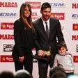 Lionel Messi: Življenje na supergah!
