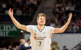 Luka Dončić si že dolgo želi odhoda v najmočnejšo ligo