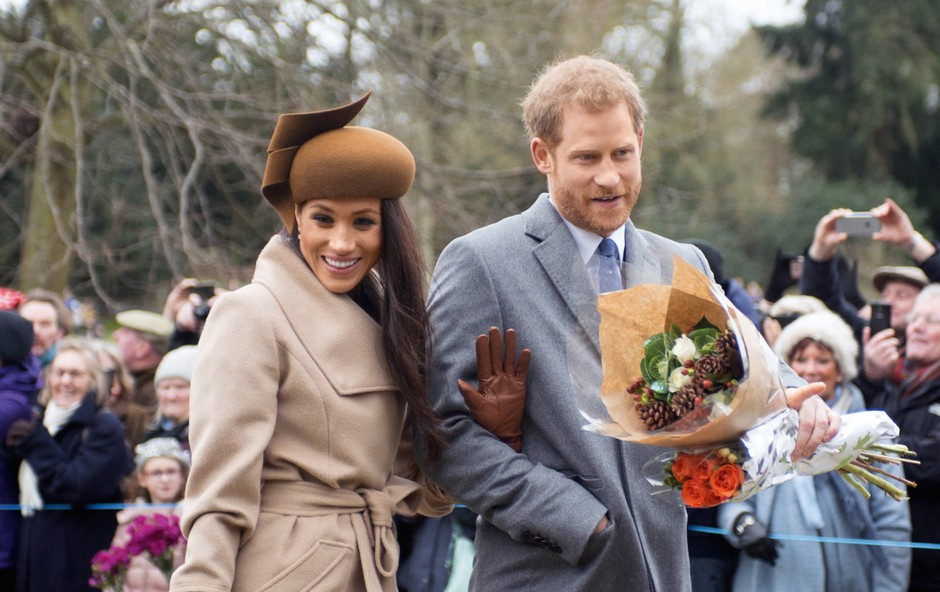 Poroka princa Harryja v nasprotju s kraljevo tradicijo (foto: Profimedia)