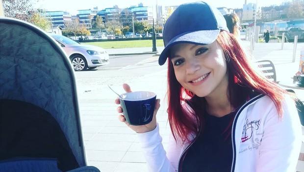 Tanjo Žagar v življenju čakajo spremembe (foto: Instagram.com/@tanjazagar)