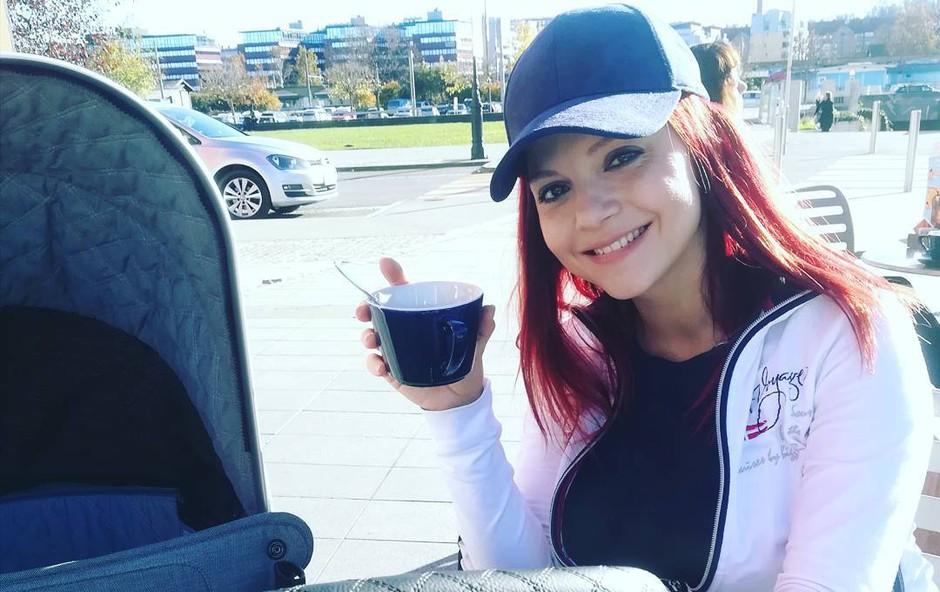 Poglejte si, kako je Tanja Žagar uživala na plaži (foto: Instagram.com/@tanjazagar)