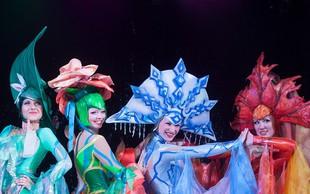 Svetovno priznani moskovski cirkus na ledu Natalije Abramove