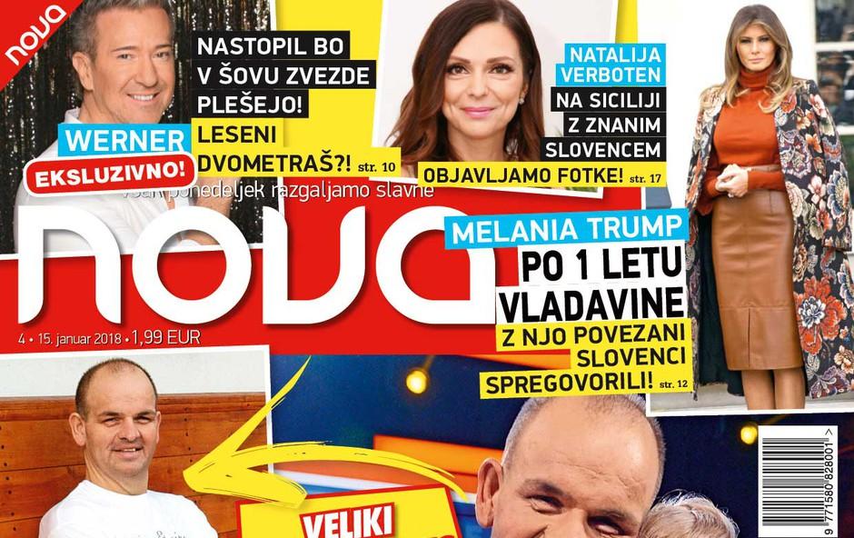 Bojan Papež (The Biggest Loser): Dvojna zmaga! Več v novi Novi! (foto: Nova)