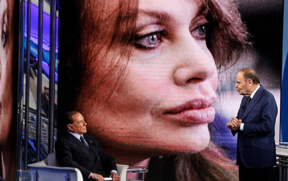 Berlusconijeva bivša žena vložila pritožbo zaradi ukinitve milijonske preživnine (foto: profimedia)