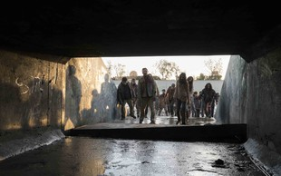 V nizkem štartu: nadaljevanje serije »Fear The Walking Dead«
