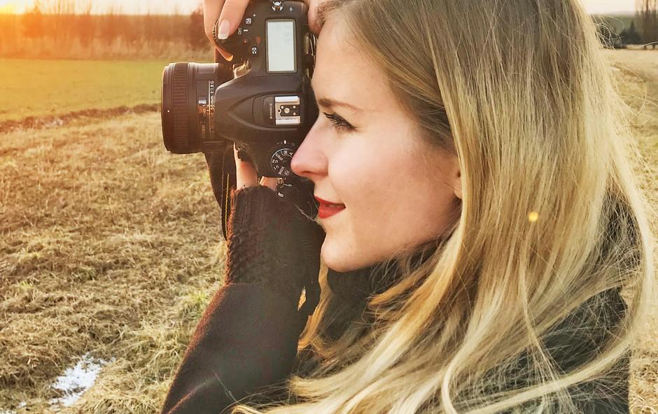 Teja Fištravec, fotografinja: V ospredju so zgodbe! (foto: Osebni arhiv)