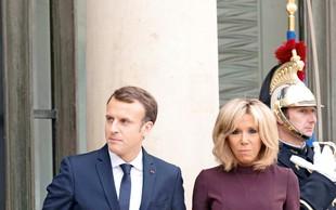 Francoska prva dama na udaru kritik