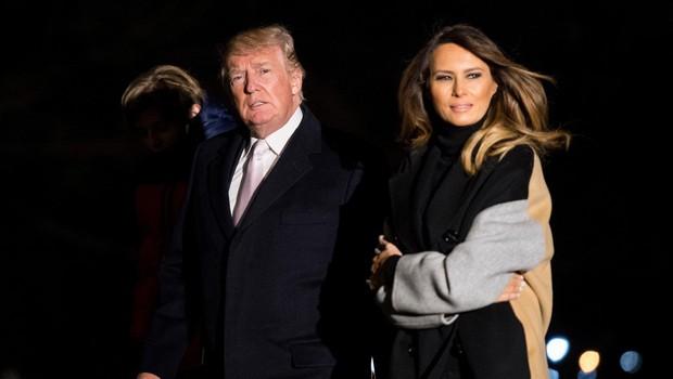 Melania Trump je najbolj priljubljena od Trumpovih (foto: profimedia)