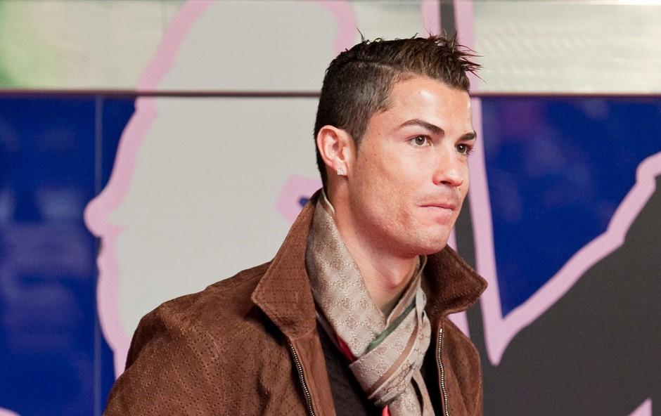 Christiano Ronaldo: Vrtoglave številke, a še vedno nezadovoljen! (foto: Vid Ponikvar / Sportida )