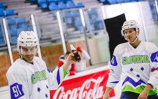 VIDEO: Hokejisti se strinjajo: podpora je nevidna moč uspeha