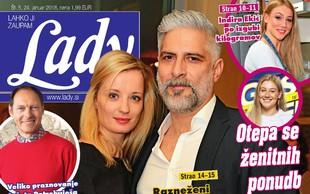 Razneženi Sebastian Cavazza: Rad bi igral z Ajdo. Več v novi Lady!