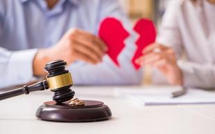 Pazite se 'ure ločitev' - časa v dnevu, ko se največ parov odloči za prekinitev zveze