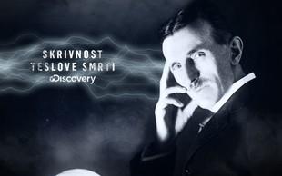 Discoveryjeva nova serija Skrivnost Teslove smrti!