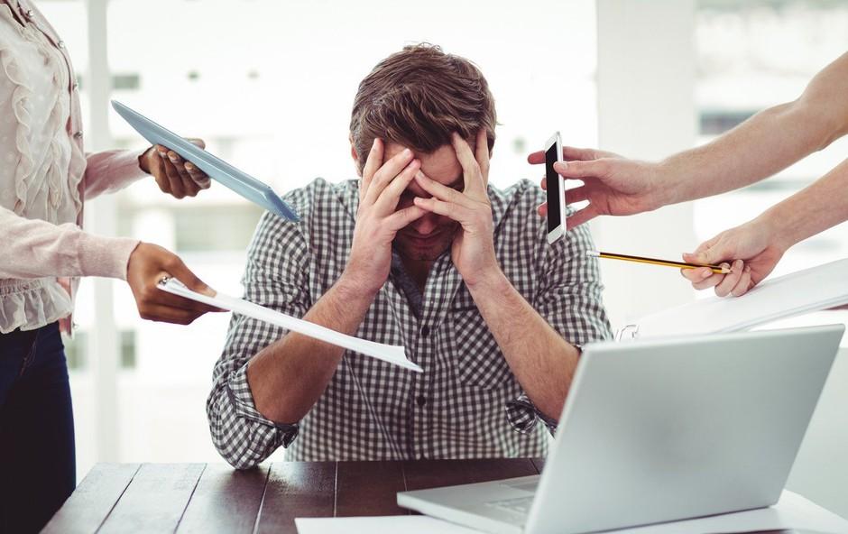 7 napak, ki uničujejo vašo kariero (foto: Profimedia)
