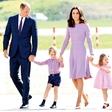 Vojvodinja Kate želi tretjega otroka roditi doma
