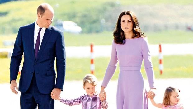 Vojvodinja Kate želi tretjega otroka roditi doma (foto: Profimedia)
