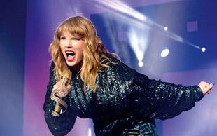 Taylor Swift in njene težave z zalezovalcema