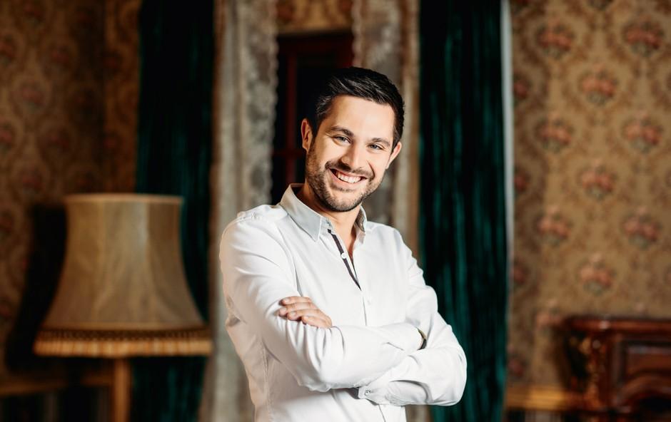 Tadej Pišek (Reka ljubezni): Za trdno zvezo je potrebno vložiti velik trud (foto: arhiv POP TV)