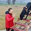 Vzgoja reševalnih psov: Vse se začne pri starosti štirih mesecev