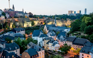Luksemburg – majhno svetovno mesto