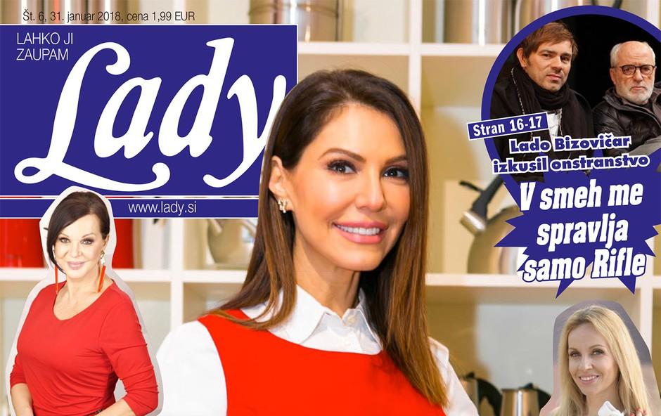Ivana Šundov pripravljena na ljubezen: Ločitev ni nikoli enostavna! Več v novi Lady! (foto: revija Lady)