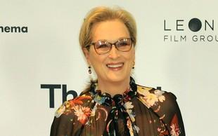 Meryl Streep želi zaščititi svoje ime