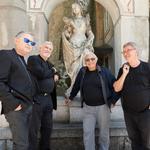 New Swing Quartet razprodali prestižni gala koncert v Unionski dvorani (foto: New Swing Quartet Press)
