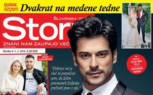 Burak Özçivit: Zaljubljen v Fahriye! Več v novi Story!