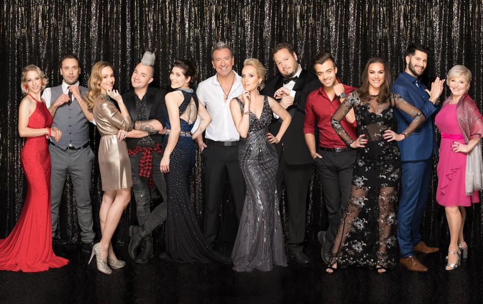 Spomladi na POP TV prihaja druga sezona največjega televizijskega plesnega spektakla Zvezde plešejo. Danes razkrivamo vse zvezde, ki se bodo borile za plesni globus. (foto: POP TV)