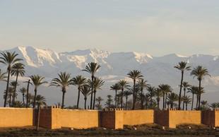 Bizarno vreme: V Maroku je po 50 letih ponovno snežilo!