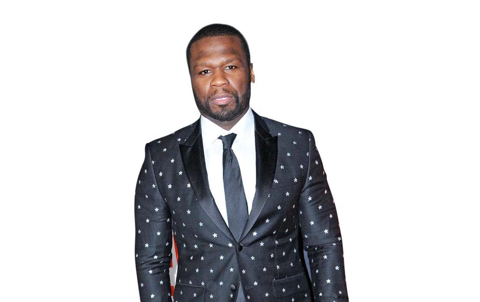 Reper 50 Cent zaslužil z bitcoini (foto: Profimedia)