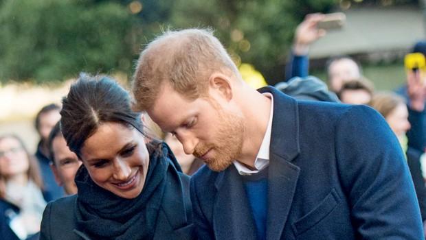 Poroka princa Harryja in Meghan se hitro bliža - kaj vse ju čaka do takrat? (foto: Profimedia)