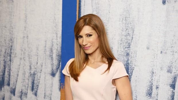 Erika Žnidaršič, TV-voditeljica: Vse hitreje si odpuščam napake (foto: Primož Predalič)
